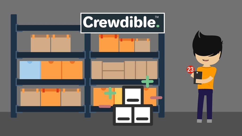 Crewdible Presents the First Micro Cold Storage in Indonesia
