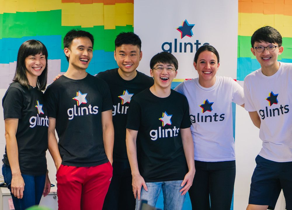 Glints Leadership Team, 2021.