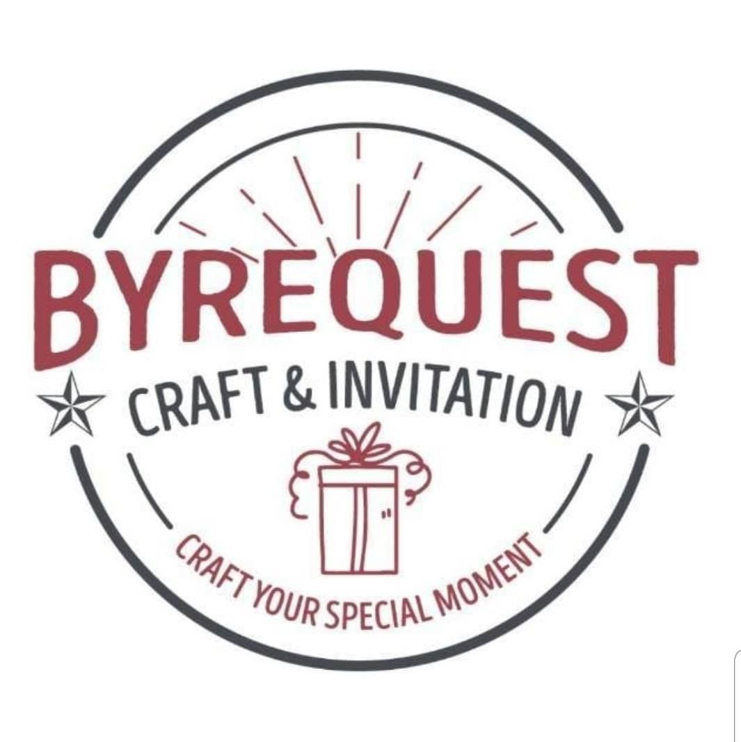 Byrequest Craft And Invitation